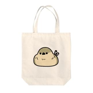 小鳥 Tote bags
