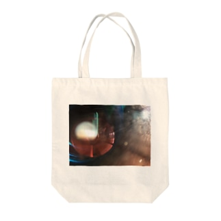 one shot Tote bags