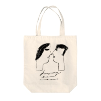 ロマンチック Tote bags