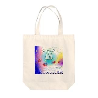 ELF : 聖彩 Tote bags