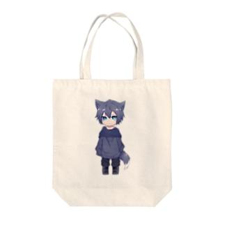 ちいさいるびぃ Tote bags