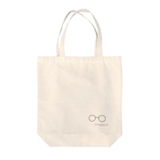 眼鏡が好きです Tote bags