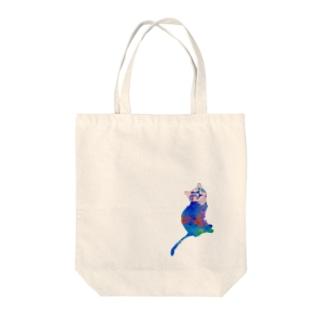 MOCHA universe Tote bags