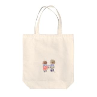 カップル Tote Bag