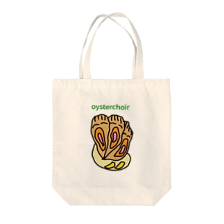 オイスターコーラス Tote bags