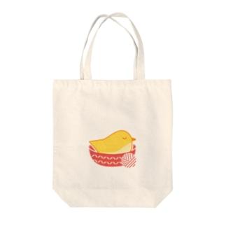ロゴ特大 Tote bags