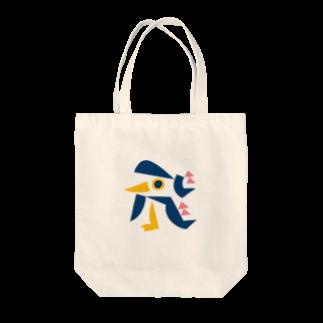 Kiryumiの飛ぶ鳥 Tote bags