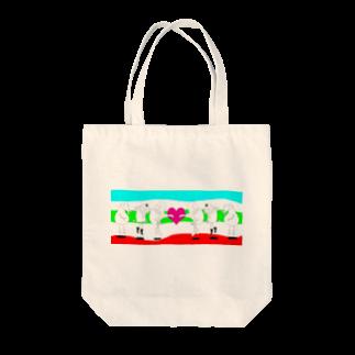 ARLECCHINIの操り人形 Tote bags