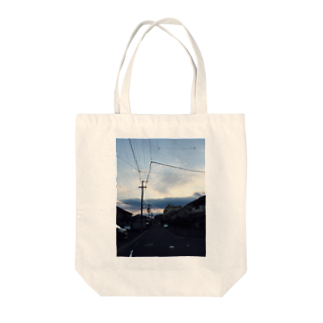 alpha8110の地元 Tote bags
