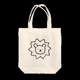 machi_3のたんぽぽぐみのライオン Tote bags