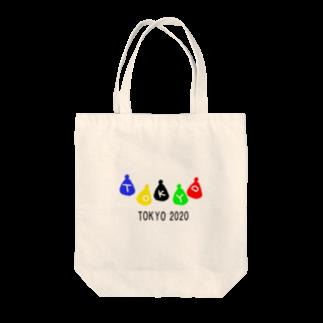 momogonのTOKYO2020ギフト Tote bags