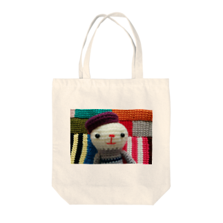 FROSCHのGroßさん Tote bags