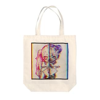 匂いシスターズ Tote bags