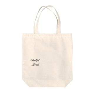 Beautiful sweets Tote bags