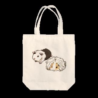 LichtmuhleのHina &Mocoちゃんグッズ Tote bags