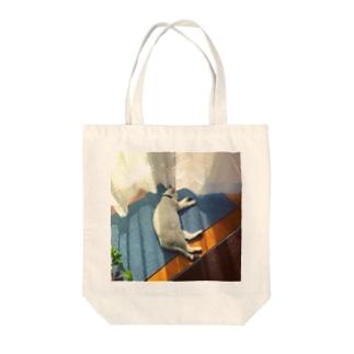 ユメ-爆睡- Tote bags