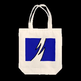 FANTASY DROPのCRACK Tote bags