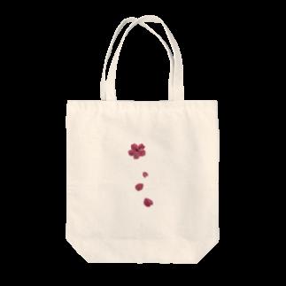 ル.ボヌールの桜舞う Tote bags