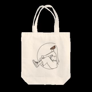 soysioのsoysio005 Tote bags