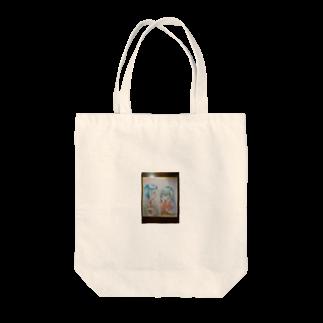 asahiyoruaの仲良しグッズ Tote bags