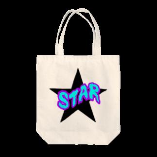 mopoのうざうざSTARちゃん⭐️👀 Tote bags