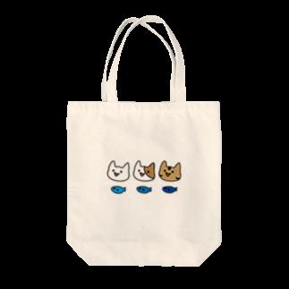 tsubakimayのねこちゃんず Tote bags