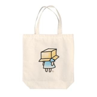 ダンボールちゃん Tote Bag
