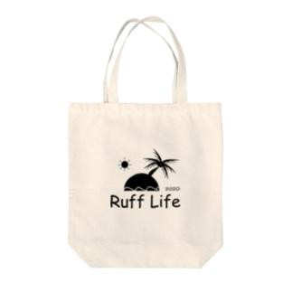 ラフ・ライフシリーズ Tote bags