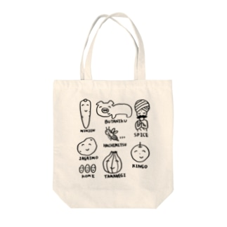 おつかい用 Tote bags