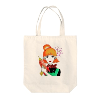Special girl Tote bags