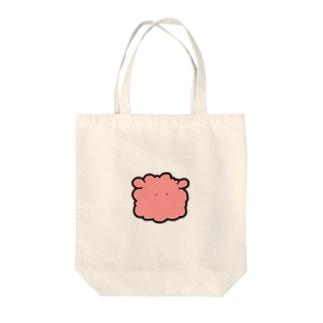 冬毛のメンダコ Tote bags