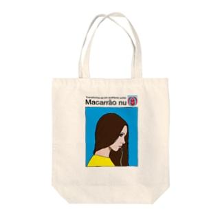 ELASTIC GIRL Tote bags