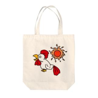 トリサン Tote bags