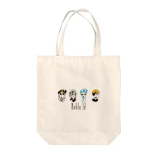 菊理タカラカの気高きイドちゃん Tote bags