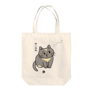 ビッキー Tote bags