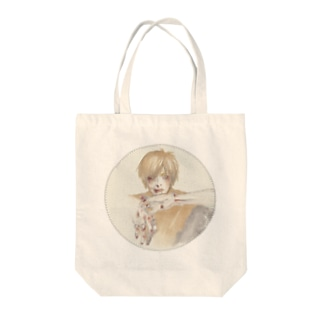 Things that linger - side a Tote bags