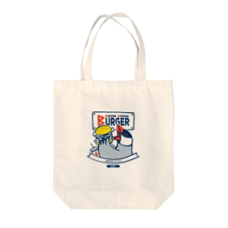 BOON BOON BURGER Tote bags