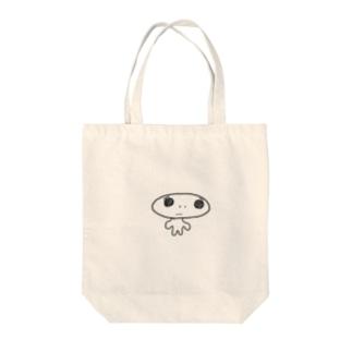 らぃの愛から生まれた Tote bags
