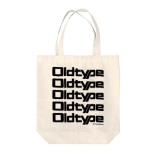 Oldtype Tote bags