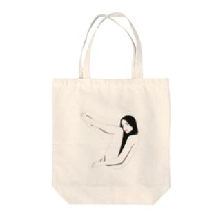 素スす Tote bags