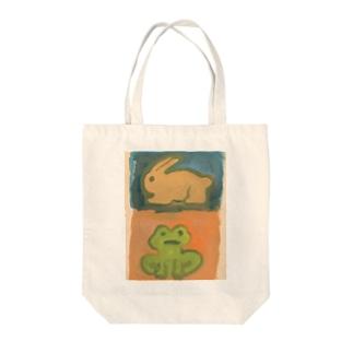 かかか Tote bags