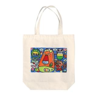 [16:20]あ〜ちゃん Tote bags