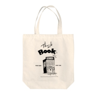 thank to Book Tote bags