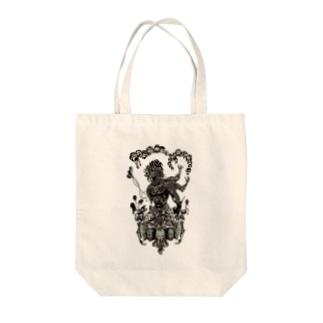 桃色のネバーランド Tote bags