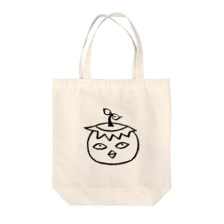 カッパの日常 Tote bags