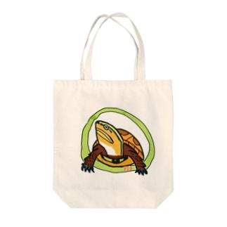 マレハコちゃん Tote bags