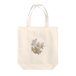 リアル〝スイセン〟 Tote bags