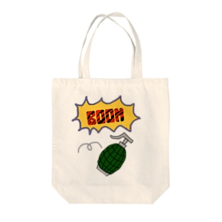 BOOOOOOOOOM Tote bags