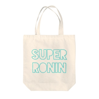SuperRONIN Tote bags
