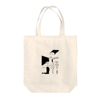コインランドリー Coin laundry Tote bags